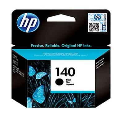 کارتریج جوهرافشان 140 اچ پی مشکی اورجینال HP 140 Black