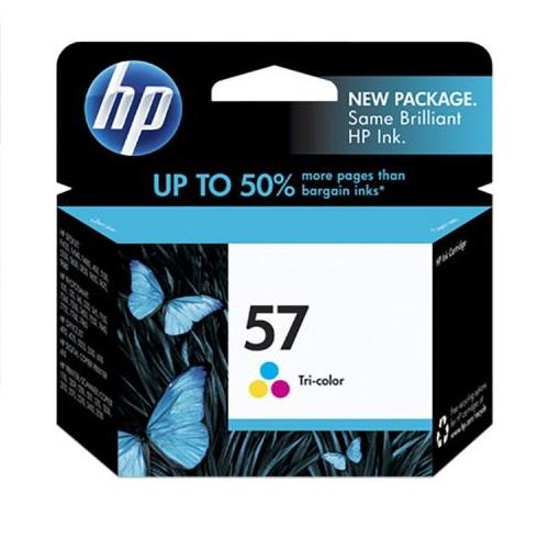 کارتریج جوهرافشان 57 اچ پی رنگی غیر اورجینال HP 57 color