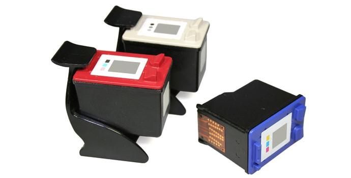 کارتریج جوهرافشان و کاربرد آن در چاپگر