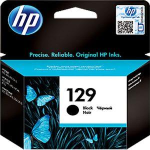 کارتریج جوهرافشان 129 اچ پی مشکی اورجینال HP 129 Black
