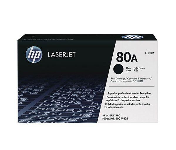 کارتریج 80A مشکی اچ پی اورجینال HP 80A Black Cartridge