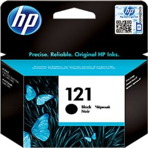 کارتریج جوهرافشان 121 اچ پی مشکی غیر اورجینال HP 121 Black