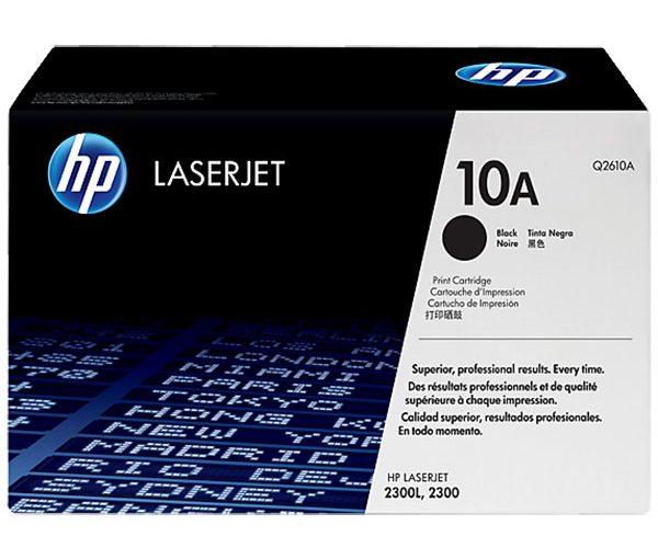 کارتریج 10A مشکی اچ پی غیر اورجینال HP 10A Black Cartridge