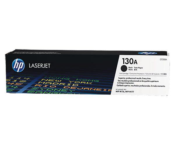 کارتریج 130A مشکی اچ پی غیر اورجینال HP 130A Black Cartridge