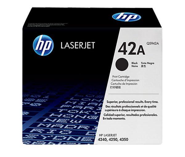 کارتریج 42A مشکی اچ پی غیر اورجینال HP 42A Black Cartridge