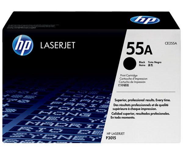 کارتریج 55A مشکی اچ پی اورجینال HP 55A Black Cartridge