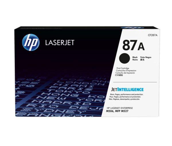 کارتریج 87A مشکی اچ پی اورجینال HP 87A Black Cartridge