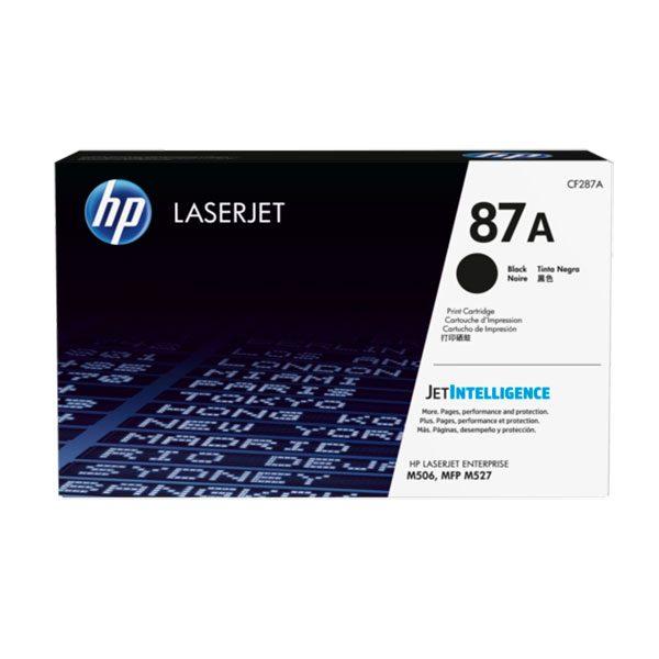 کارتریج 87A مشکی اچ پی غیر اورجینال HP 87A Black Cartridge