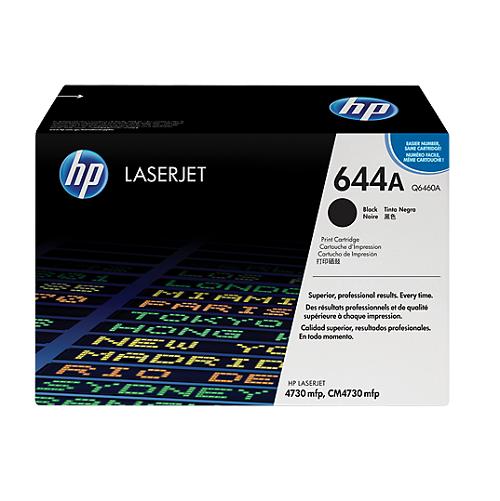کارتریج 644A مشکی اچ پی اورجینال HP 644A Black Cartridge