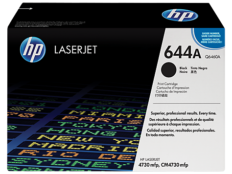 کارتریج 644A مشکی اچ پی اورجینال HP 644A Black Cartridge   الوکارتریج