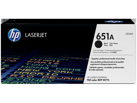 کارتریج 651A مشکی اچ پی غیر اورجینال HP 651A Black Cartridge