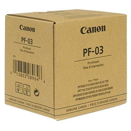 هد پلاتر canon pf03
