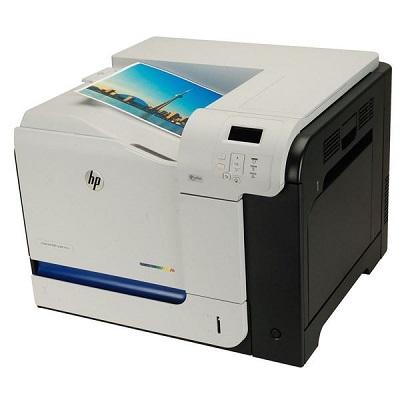 معرفی پرینتر تک کاره لیزری M551dn رنگی اچ پی