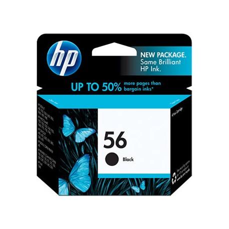 کازتریج جوهر افشان HP 56 مشکی اورجینال HP 56 Cartridge inkjet BLACK