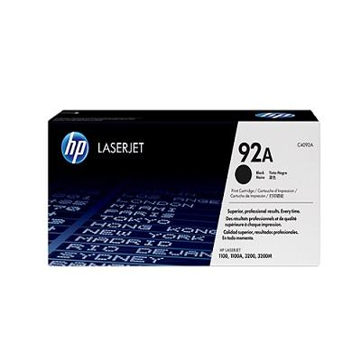 کارتریج 92A مشکی اچ پی غیر اورجینال HP 92A Black Cartridge