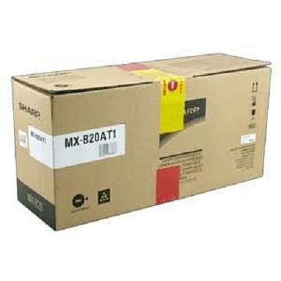 کارتریج MX-B20FT شارپ مشکی اورجینال Sharp MX-B20FT