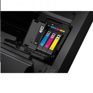 تعویض کارتریج پرینتر چهار کاره 7610DWF رنگی اپسون