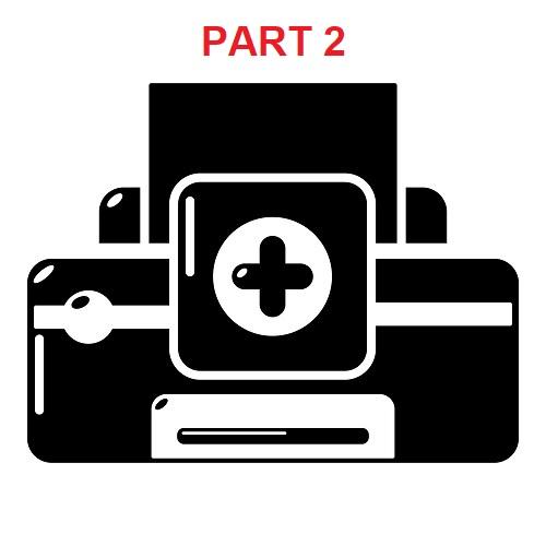 مجموعه خطاهای عمومی پرینتر های لیزری اچ پی (قسمت دوم)