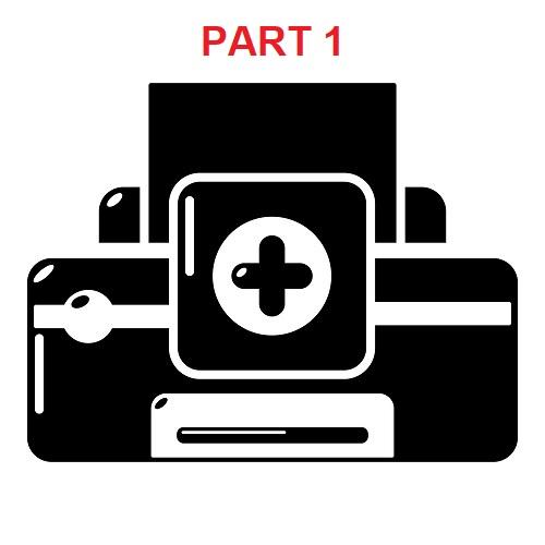 مجموعه خطاهای عمومی پرینتر های لیزری اچ پی (قسمت اول)