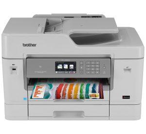Brother Printer MFCJ6935DW Wireless Color
