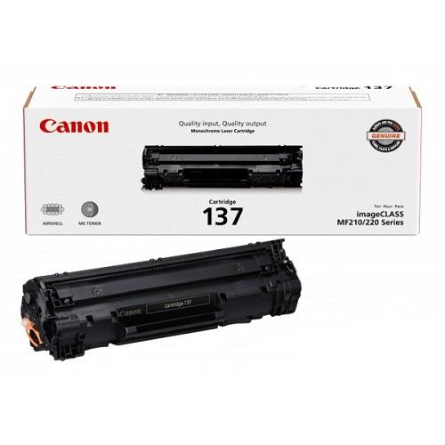 کارتریج 137 مشکی کانن غیر اورجینال CANON 137 Black