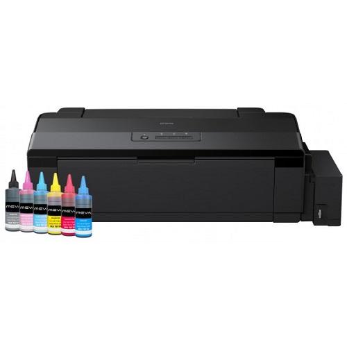 جوهر 140ml مادیران L1800 اپسون meva 140ml ink L1800 Epson series
