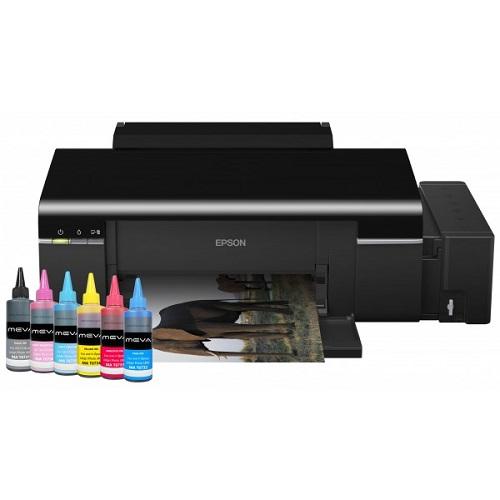 جوهر 140ml مادیران L800 اپسون meva 140ml ink L800 Epson series