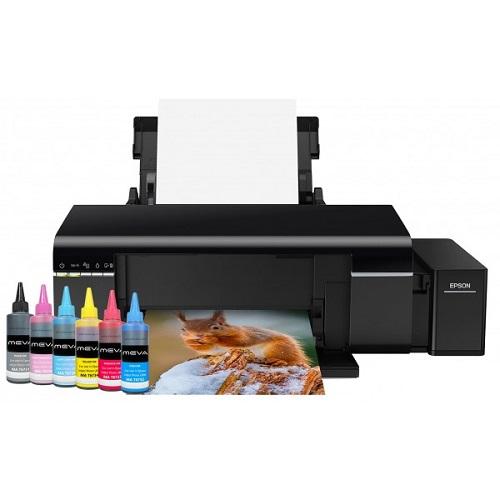 جوهر 140ml مادیران L805 اپسون meva 140ml ink L805 Epson series