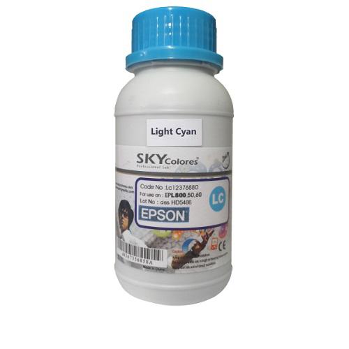 جوهر 200ml اسکای آبی روشن اپسون Sky 200ml ink light-cyan Epson