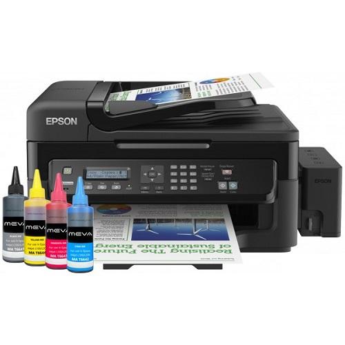 جوهر 140ml مادیران L550 اپسون meva 140ml ink L550 Epson series