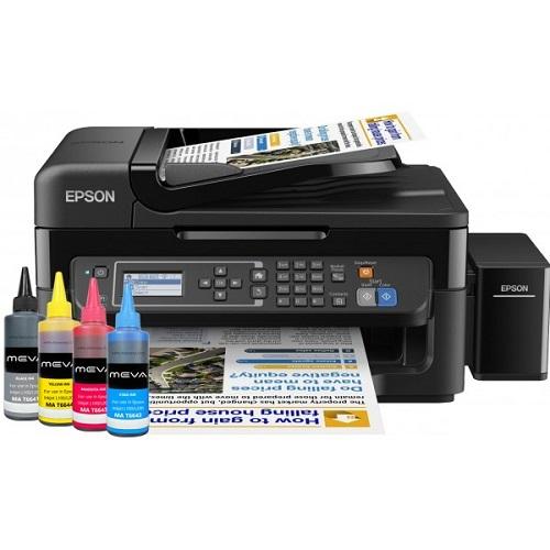 جوهر 140ml مادیران L565 اپسون meva 140ml ink L565 Epson series