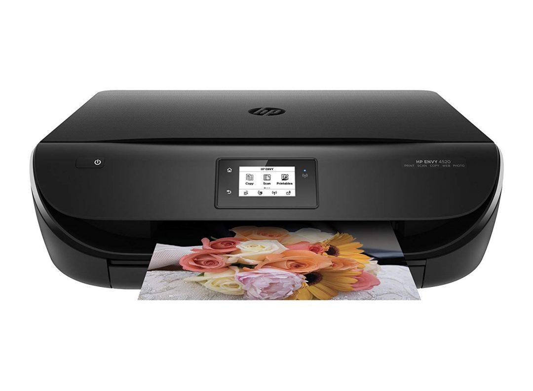 HP Envy 4520 Photo Printer