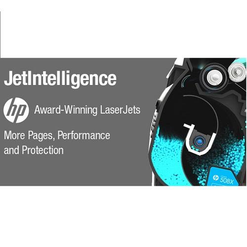 ویژگی jetintelligence در کارتریج های HP چیست؟