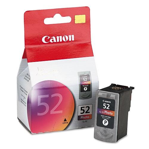 کارتریج جوهر افشان CL-52 رنگی کانن غیراورجینال Canon CL-52