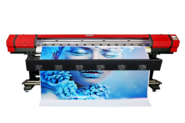 هد گرفتگی دستگاه چاپ فلکس و بنر