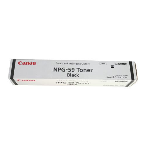 کارتریج لیزری NPG-59 مشکی کانن غیر اورجینال_ عکس استفاده شده در سایت aloocartridge.com