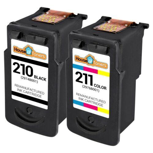 کارتریج جوهرافشان PG-210 CL-211 کانن دوبل اورجینال_ عکس استفاده شده در سایت aloocartridge.com