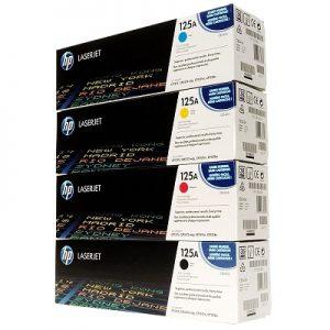 کارتریج 125A اچ پی سری کامل غیر اورجینال_ عکس استفاده شده در سایت aloocartridge.com