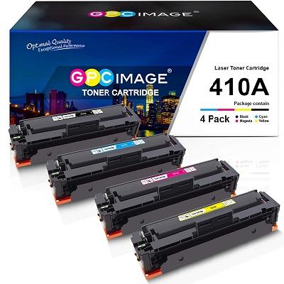 کارتریج 410A اچ پی سری کامل غیر اورجینال_ عکس استفاده شده در سایت aloocartridge.com