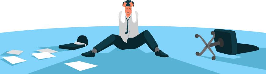 ورشکستگی_ عکس استفاده شده در سایت aloocartridge.com