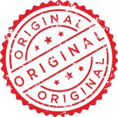 مهر اورجینال_ عکس استفاده شده در سایت aloocartridge.com