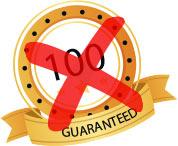 علامت بدون گارانتی_ عکس استفاده شده در سایت aloocartridge.com