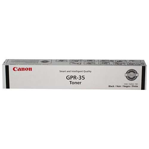 کارتریج لیزری GPR-35 مشکی کانن اورجینال- عکس استفاده شده در سایت aloocartridge.com