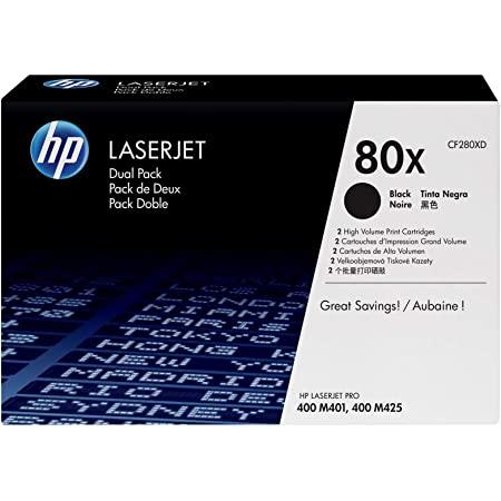 کارتریج لیزری 80x مشکی اچ پی اورجینال- عکس استفاده شده در سایت aloocartridge.com