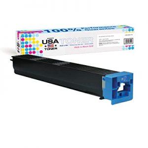کارتریج C552 آبی کونیکا مینولتا غیراورجینال- عکس استفاده شده در سایت aloocartridge.com