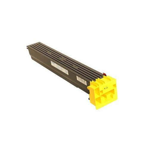 کارتریج C652 زرد کونیکا مینولتا اورجینال- عکس استفاده شده در سایت aloocartridge.com